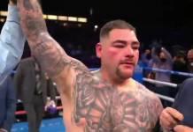 Andy Ruiz gana por decisión unánime en combate contra Chris Arreola