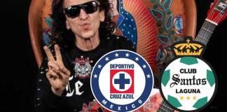 El Tri tocará en el medio tiempo de Cruz Azul vs Santos