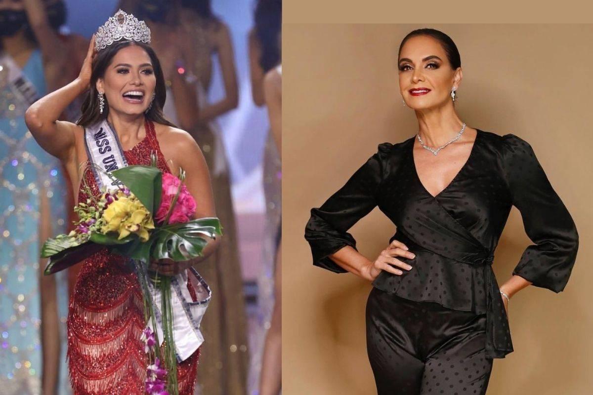Lupita Jones borra mensaje que iba a subir si Andrea Meza perdía en Miss Universo