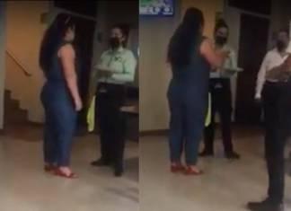 Mujer se niega a pagar cuenta de casi 3 mil pesos, la apodan #LadyComeGratis