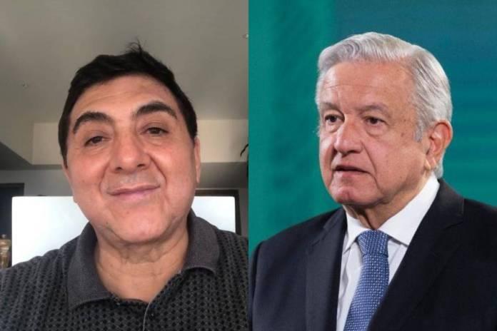 Carlos Bonavides pide ayuda a AMLO tras perder todo su patrimonio