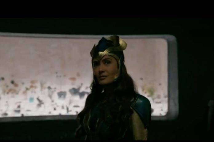 Marvel lanza el primer trailer de 'Eternals' protagonizada por Salma Hayek y Angelina Jolie