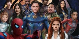 Marvel anuncia fechas de estreno de Wakanda Forever y Eternals