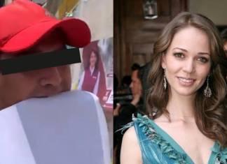 Laisha Wilkins denunció en la FGJCDMX agresión del supuesto brigadista de Morena