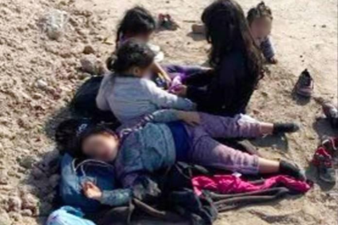 Rescatan a cinco niñas migrantes abandonadas en Texas; una de ellas tiene 11 meses de edad