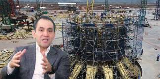 Arturo Herrera responde ante mentirosos; presenta informe de la ASF