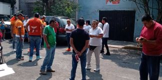 Brigadista de Morena embarazada pierde a su bebé por golpes de integrantes de MC