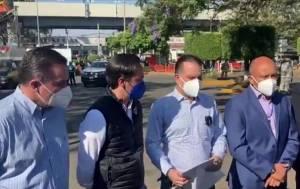 "Llaman ""buitres"" a panistas que hacen proselitismo con tragedia del Metro"