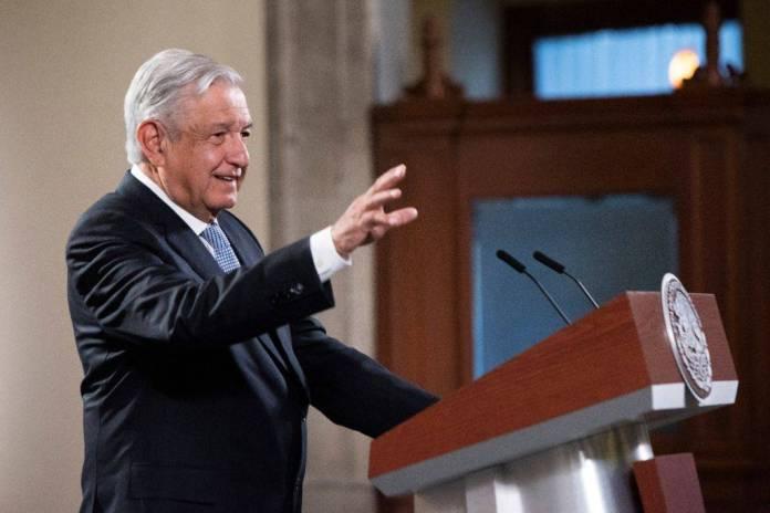 AMLO confirma cambio en Banxico, dijo que respetará su autonomía