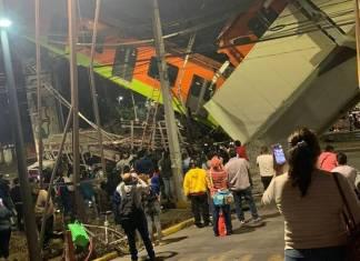 #Video Esto es lo que se sabe del accidente del Metro en al CDMX
