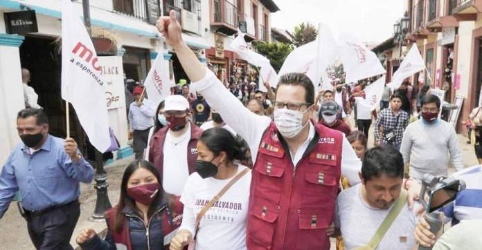 Liberan a candidato de Morena que fue retenido por indígenas tzotziles