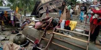 Al menos 96 desaparecidos y 24 muertos por ciclón Tuaktae en la India