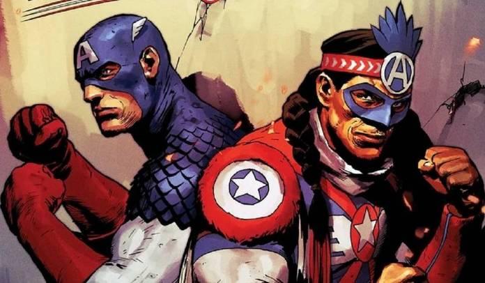 Marvel hace historia al lanzar al primer Capitán América indígena