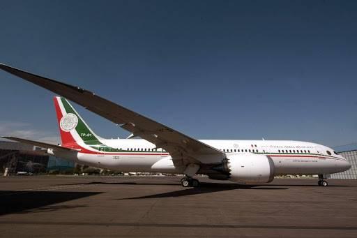 ONU ayudará a AMLO a vender el avión presidencial