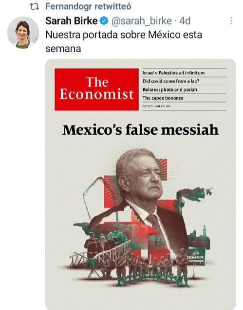 11 - La agenda de Claudio X. González, The Economist y Salinas