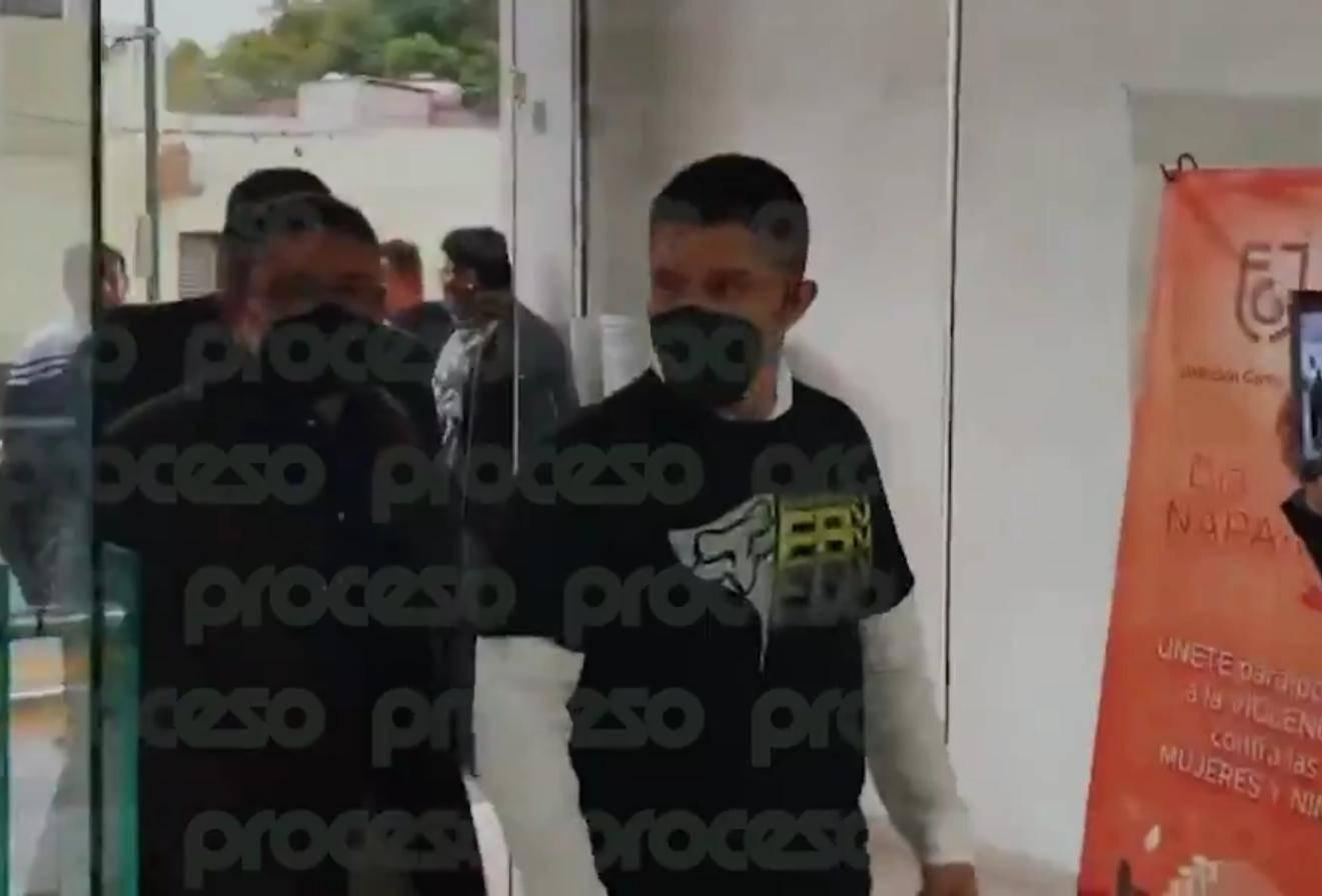 Trasladan al Reclusorio Oriente a Diego Armando Helguera por tentativa de feminicidio