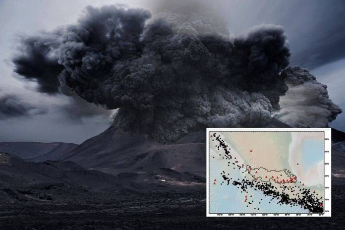 Microsismos en Michoacán podrían deberse al nacimiento de un nuevo volcán