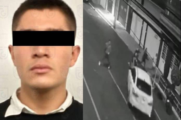 Diego Armando Helguera es trasladado al Reclusorio Oriente por tentativa de feminicidio