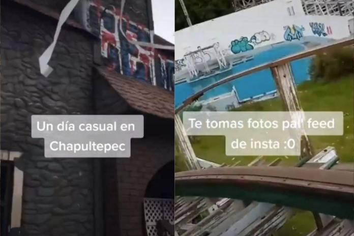 Detienen a jóvenes que ingresaron a la Feria de Chapultepec para hacer reto de TikTok