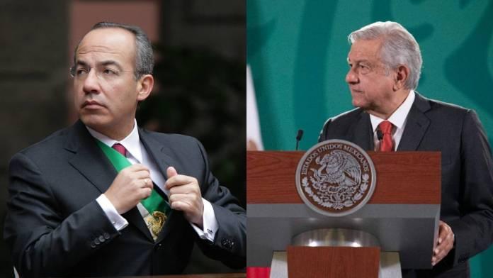 AMLO exhibe racismo de Calderón contra Alberto Fernández