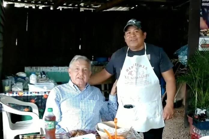 Matan a dueño de birriería en Michoacán donde comió AMLO
