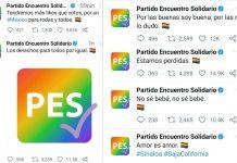 PES presentará denuncia por hackeo de sus redes sociales