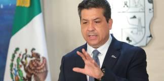 Cabeza de Vaca habló de seguridad, luego de los ataques en Tamaulipas
