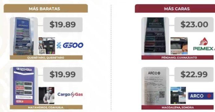 IMG 3339 e1623072979702 - La gasolina más barata se vende en Querétaro y la más cara en Nuevo León: Profeco