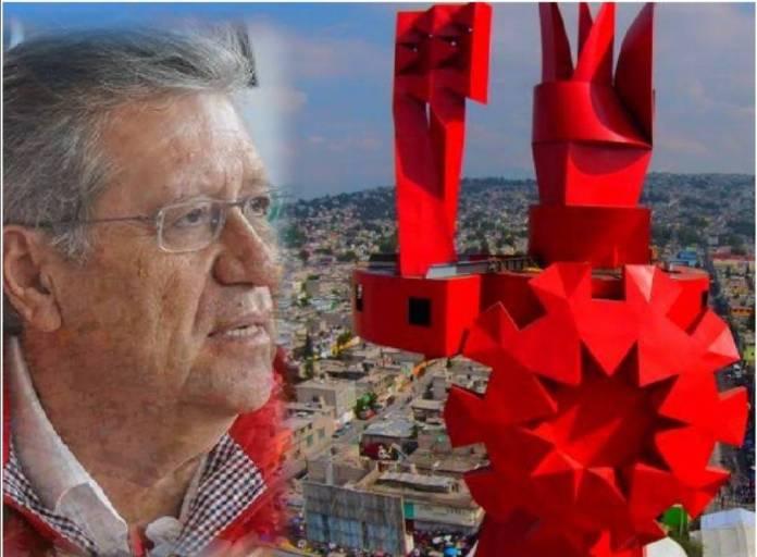 La abanderada de Morena a la presidencia de Chimalhuacán, Xóchitl Flores logró terminar con el predominio de Antorcha Campesina.