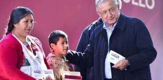 AMLO busca que estados aporten el 50% a los programas del Bienestar