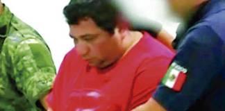 """Dictan sentencia de 37 años a """"El Gafe"""", líder del Cártel del Golfo"""