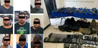 """Detienen a """"La Vaca"""" presunto autor de la masacre en Reynosa"""