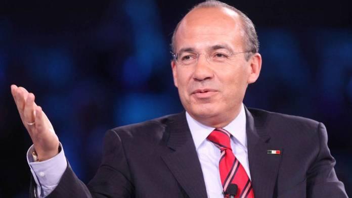 Felipe Calderón ingresa a hospital por la Covid-19