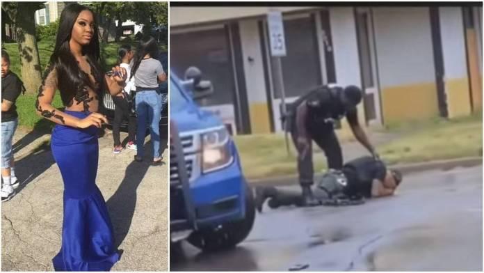 Un policía fue captado en vídeo llorando en el suelo, luego de haber disparado en contra de una joven afroamericana de 19 años en Michigan, Estados Unidos. Un policía de Michigan, Estados Unidos, disparó en contra de una joven afroamericana de 19 años de edad, quien falleció por la herida de bala; posteriormente el oficial se tumbó al piso por un aparente colapso emocional. El suceso acontecido el pasado 19 de junio, quedo grabado en un video tomado por un testigo, quien captó como el policía yace llorando. Medios de Estados Unidos señalan que aquel acontecimiento se dio unos días antes de que se conmemorara el fin de la esclavitud en el país norteño; por lo cual, la tragedia manchó el ánimo del desfile que se llevaría a cabo. De acuerdo con la versión oficial, los oficiales llevaban a cabo tareas de tránsito cuando la mujer se acercó desde su automóvil y comenzó a dispararles. Por lo cual, uno de los oficiales desenfundó su arma y le ordenó descender de su vehículo; finalmente, se registró el tiroteo donde la joven recibió impactos de bala y el oficial de policía entró en shock. Y aunque, la joven fue atendida por personal de emergencias y trasladada a un hospital, los médicos declararon que la mujer había fallecido. Hasta el momento se desconoce si la versión de los policías ha sido corroborada por las autoridades estadounidenses. Tampoco, se tiene mayor información sobre quién era la mujer que perdió la vida tras recibir los impactos de bala.