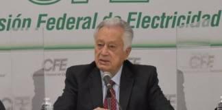 Empresa italiana participa en mercado negro de energía, acusa CFE
