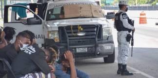 Traficantes y policías se enfrentan en Chiapas; se reporta un elemento fallecido y dos heridos