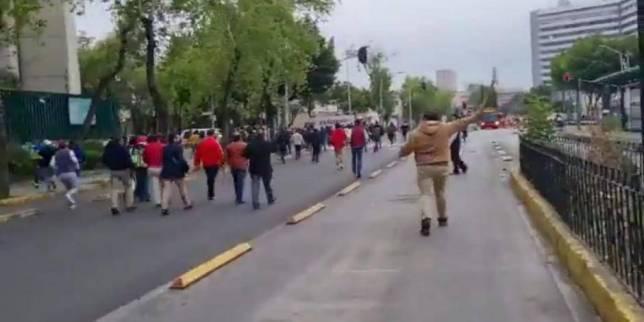 Golpiza y balazos entre priistas; acusan a Ulises Ruiz