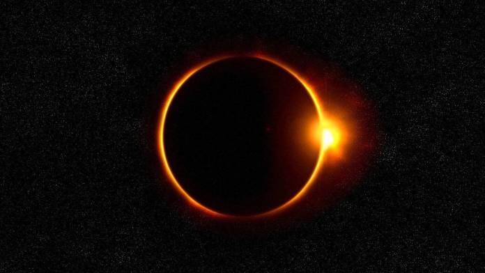Eclipse de Anillo de Fuego y Luna de Fresa, eventos astronómicos de junio