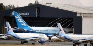 México recibirá asistencia de EU para recuperar grado de seguridad aérea