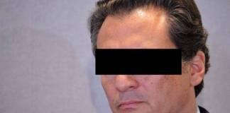 UIF presenta sexta denuncia en contra de Lozoya