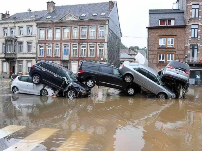 Fuertes lluvias en Europa dejan decenas de fallecidos y desaparecidos