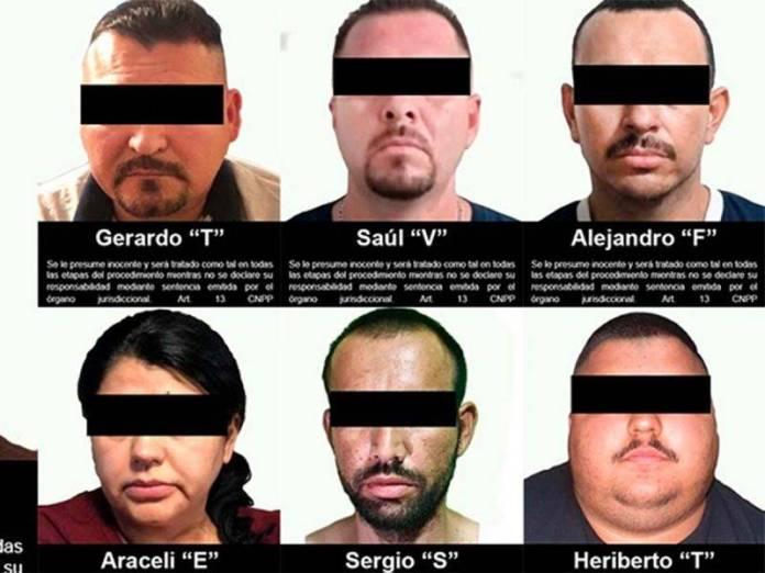 """Detienen al líder y 6 integrantes de """"Los Tamayo"""" por tráfico de personas en Mexicali"""