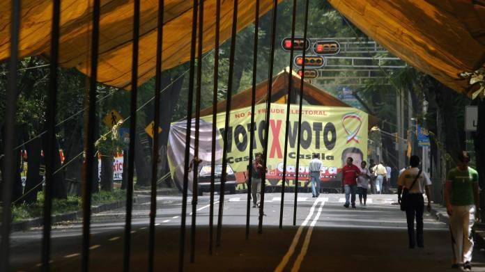 AMLO y la protesta civil pacífica