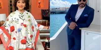 Pati Chapoy critica a Lupillo Rivera por su conflicto con Mayeli Alonso