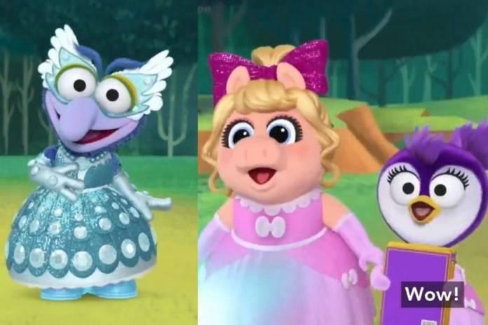 Gonzo de los Muppets se convierte en Gonzorella y se declara trans
