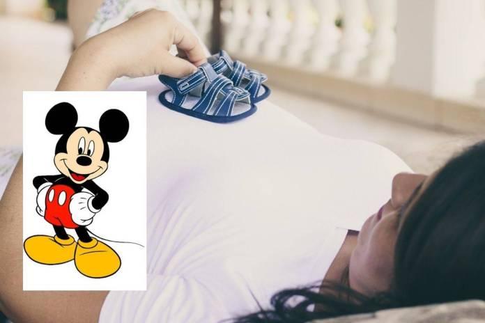 Organizan baby shower y nadie asiste; invitan en redes y hasta Mickey Mouse llegó
