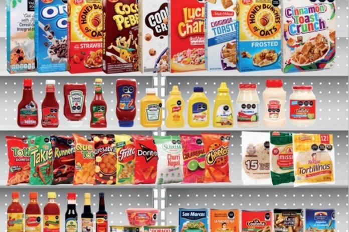¡Cuidado con lo que comes! Estos productos tienen alto contenido de sodio