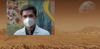 Estudiante mexicano será el primer astronauta análogo en viajar a Marte