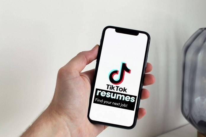 TikTok quiere convertirse en la nueva app para encontrar trabajo