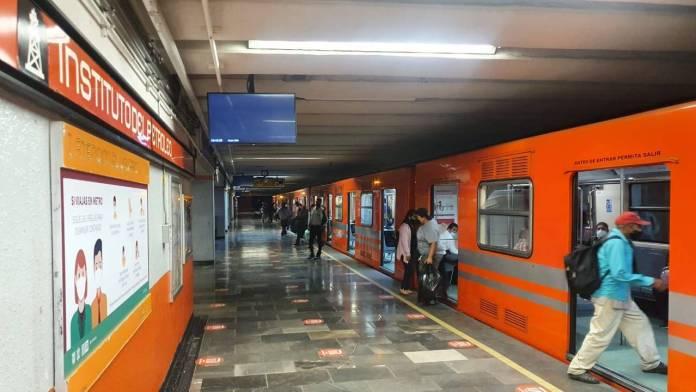 Reanuda operaciones Línea 6 del Metro, tras incidente